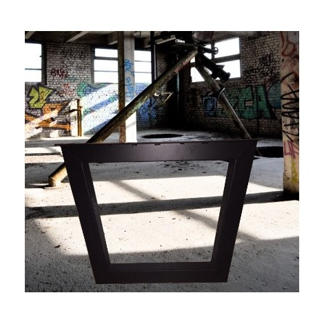 Pieds de table en métal