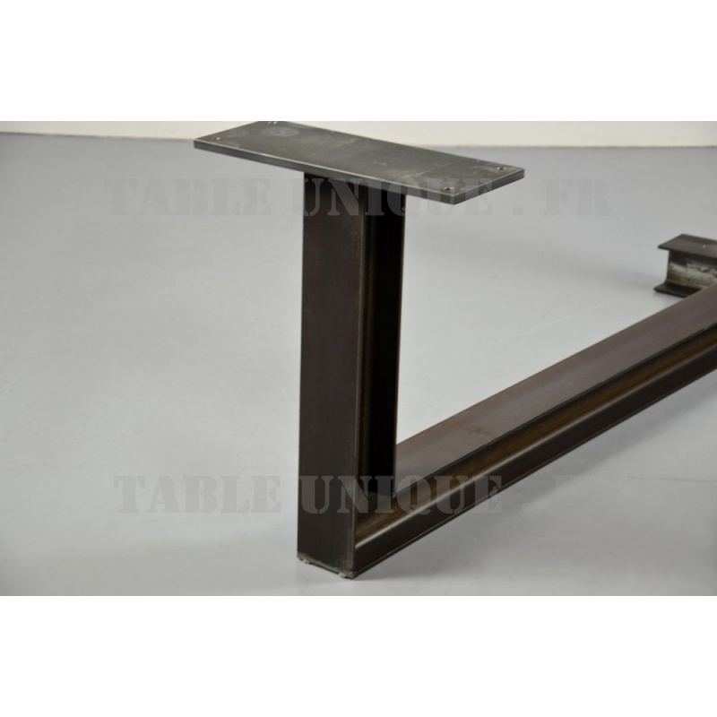Pied central ipn pied central - Pied central pour table ...