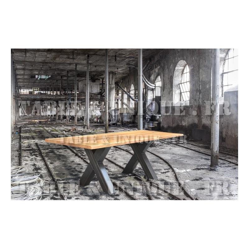 Pieds De Table En X Pieds De Table En Metal